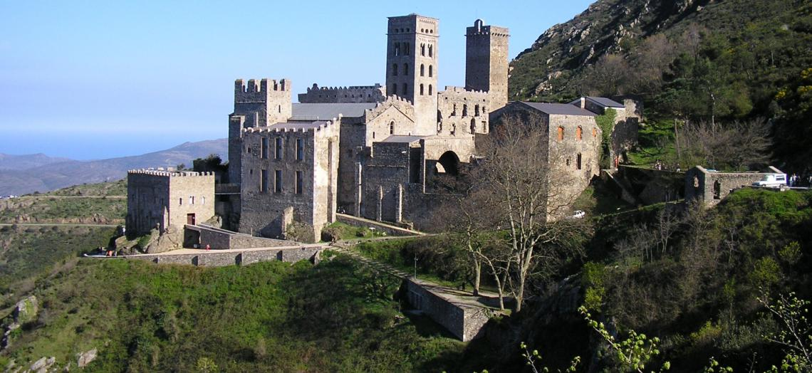 Sant Pere de Rodes - AquaBrava